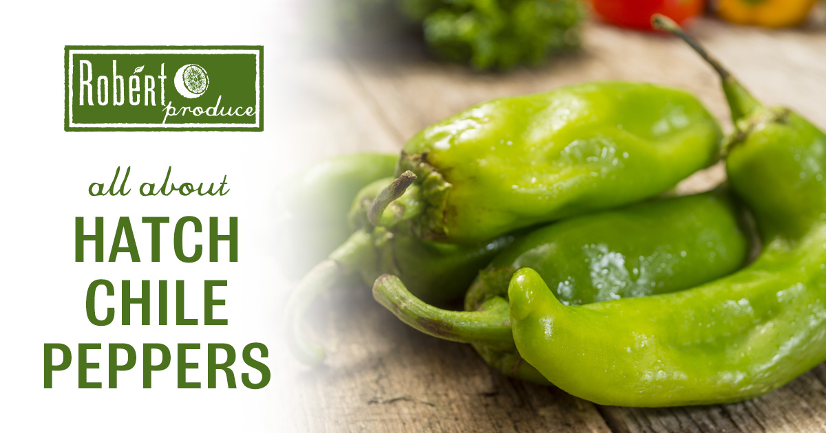 All about Hatch Chile Peppers