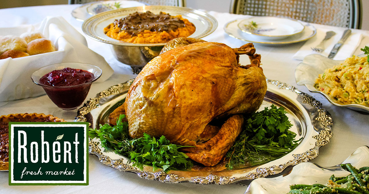 Robért's Complete Holiday Dinners