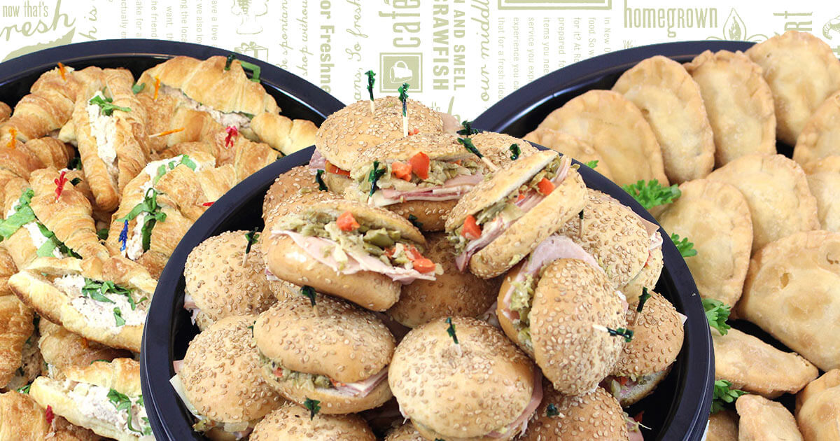 Catering Items