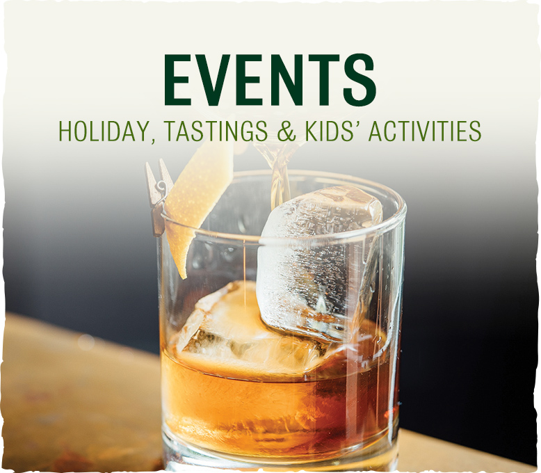 Events - Holiday Tastings