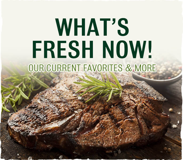 What's Fresh Now - Grilling
