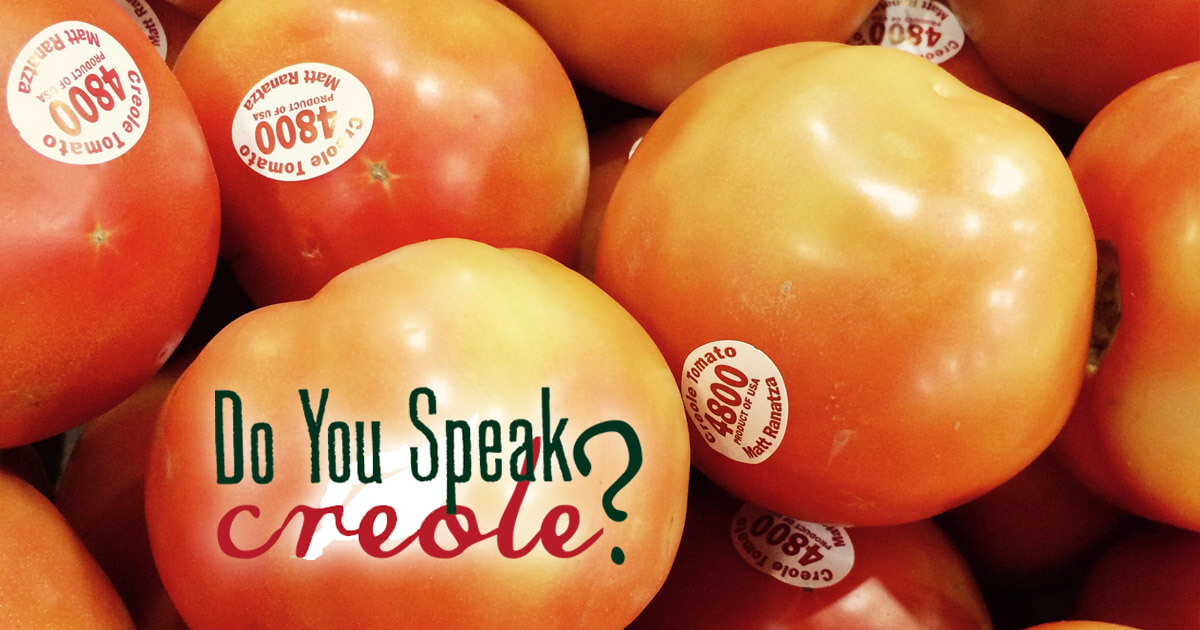 Do You Speak Creole Featured Image